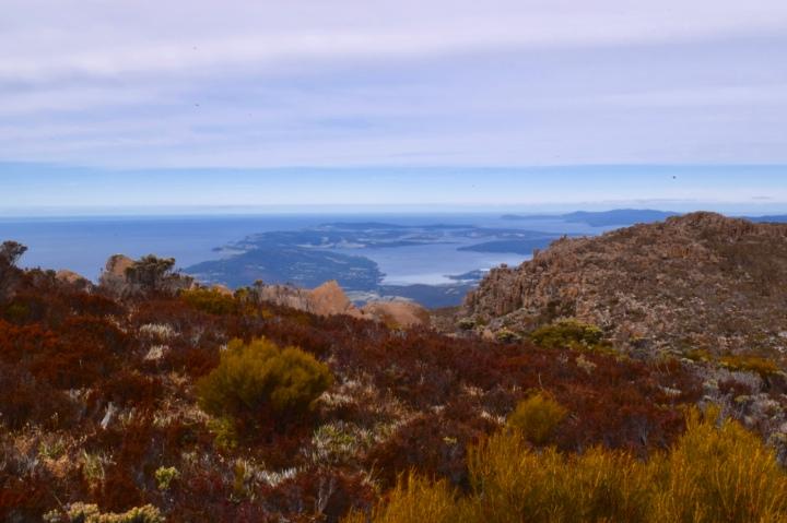 Tasmania, Australia   Mt.Wellington