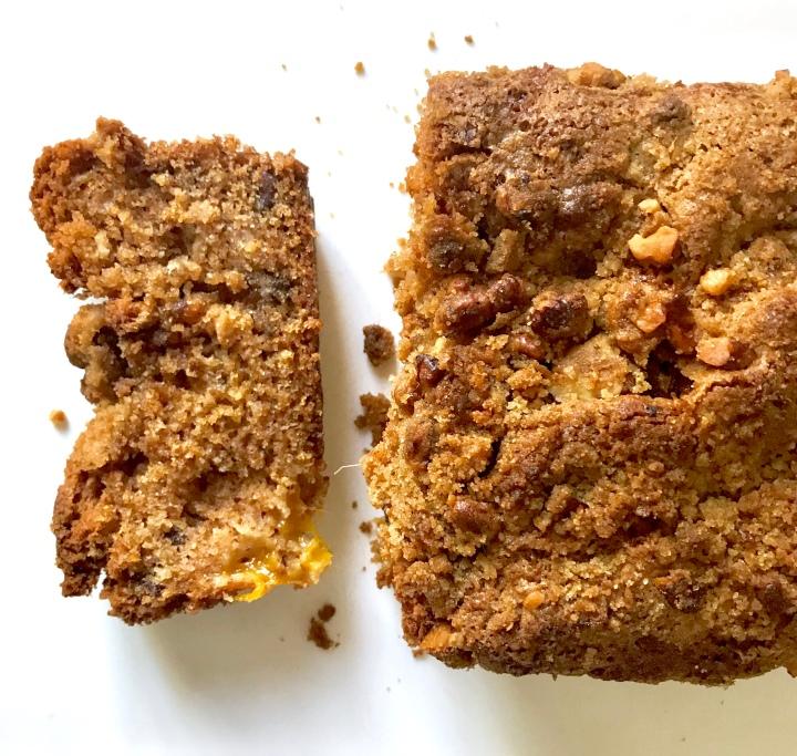 Mango Bread   dairy-free,gluten-free