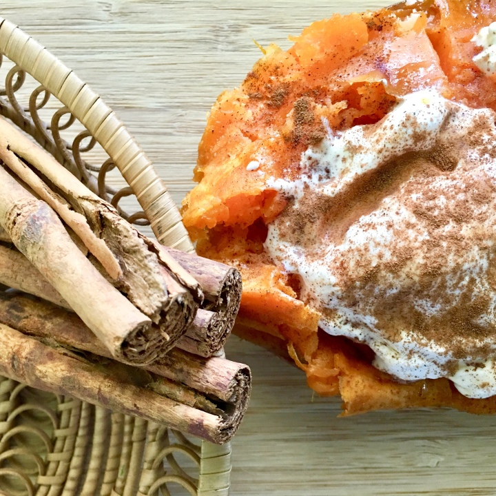 Baked Sweet Potato Dessert | Gluten-free,Dairy-free