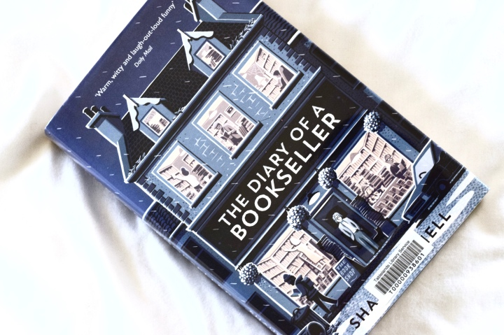 """Book Review: """"The Diary of a Bookseller"""" by ShaunBythell"""