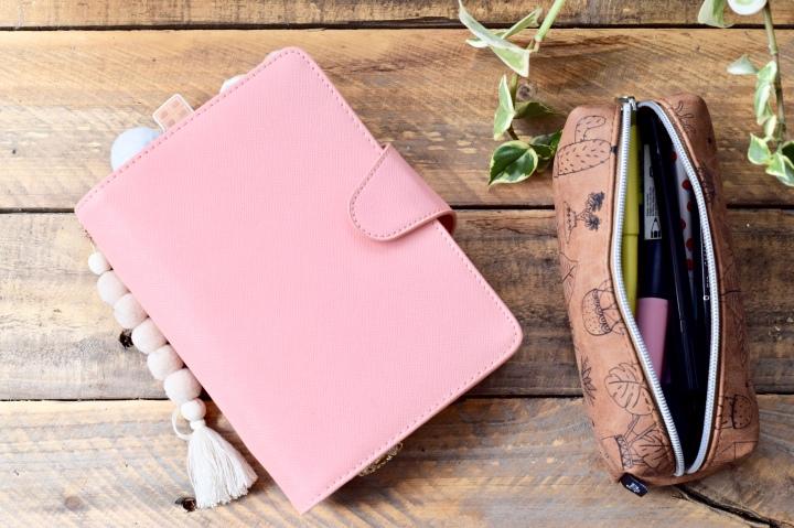Reading Journal Setup |November