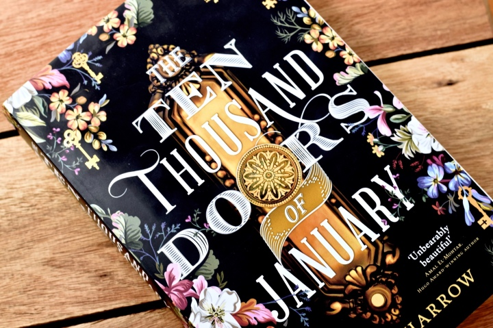 """Book Review: """"The Ten Thousand Doors of January"""" by Alix E.Harrow"""