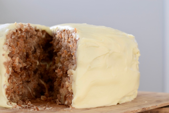 Carrot Cake | Gluten-free,Dairy-free