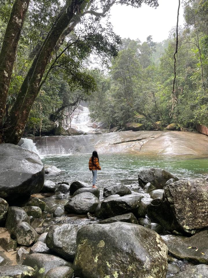 Babinda Boulders & Josephine Falls | Far North Queensland,Australia